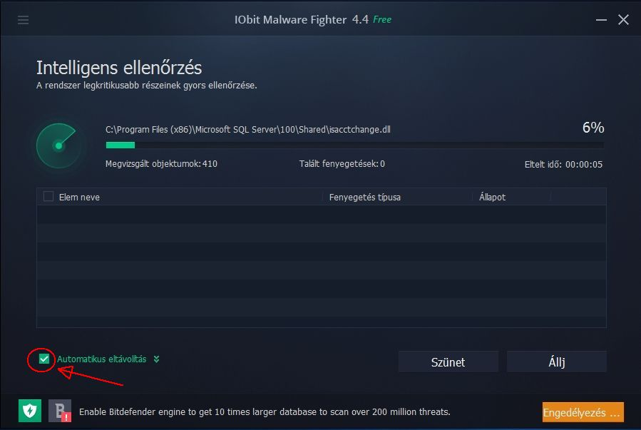 Malware Fighter fut